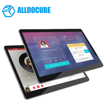 ALLDOCUBE C5 4G LTE Phablet Phone Call Tablet 9.6'' FHD Quad Core Android 7.0 MTK6737 2GB+32GB Dual SIM Card Dual Cam Tablets PC