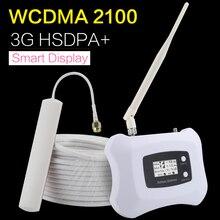 Hsdpa + 3g wcdma 2100mhz amplificador de sinal de telefone celular umts 2100 repetidor de telefone móvel repetidor repetidor sinal celular 3g ineternet