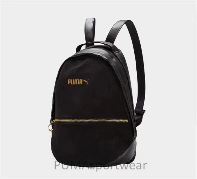 2018 New Arrival PUMA Prime Premium Archive Backpack Unisex Black Backpacks  Sports Bags a6e2a796601d4