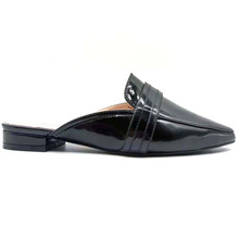купить women slippers  pointed toe shoes fashion low heel slipper luxury shoes women designer zapatos de mujer for women slippers shoes по цене 1187.31 рублей