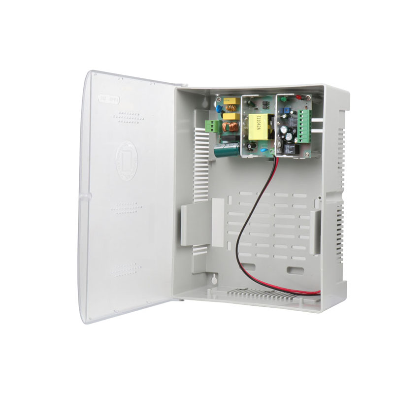 12V 3A Access Control Switching Power Supply With UPS Battery Backup (17AH)