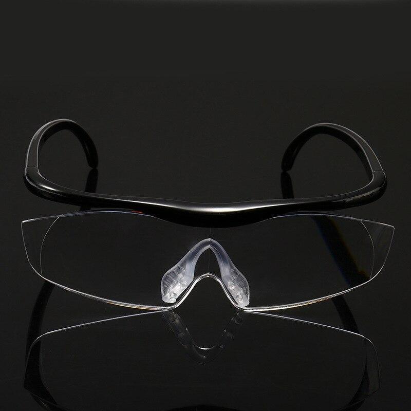 4c40b528dde Lukoko Big Vision Unisex 180% Magnification Presbyopic Glasses +300 zoom  Reading Glasses Women Eyewear