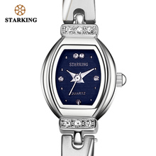 STARKING Reloj de lujo para mujer, pulsera de oro de marca famosa, relojes de pulsera para mujer, Damske Hodinky