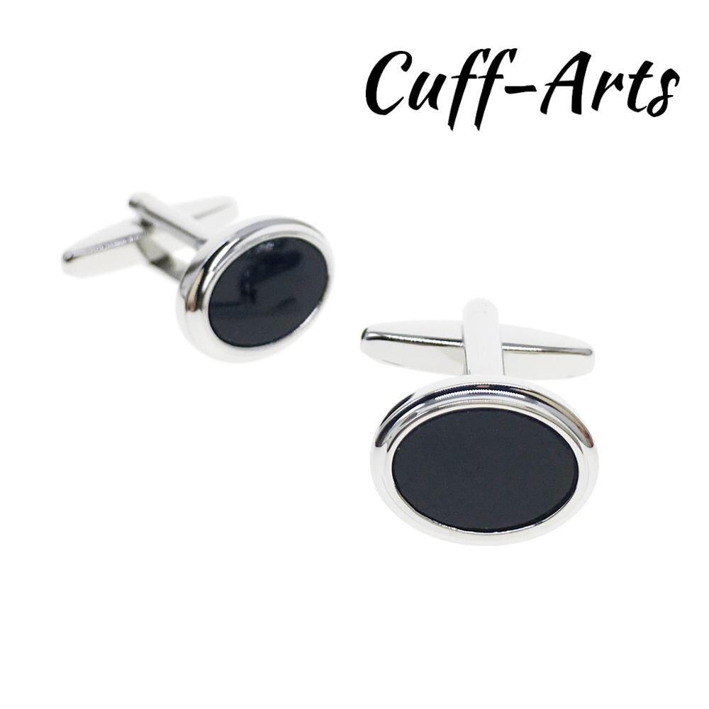Cufflinks for Men Onyx Gifts Gemelos Les Boutons De Manchette by Cuffarts C20189