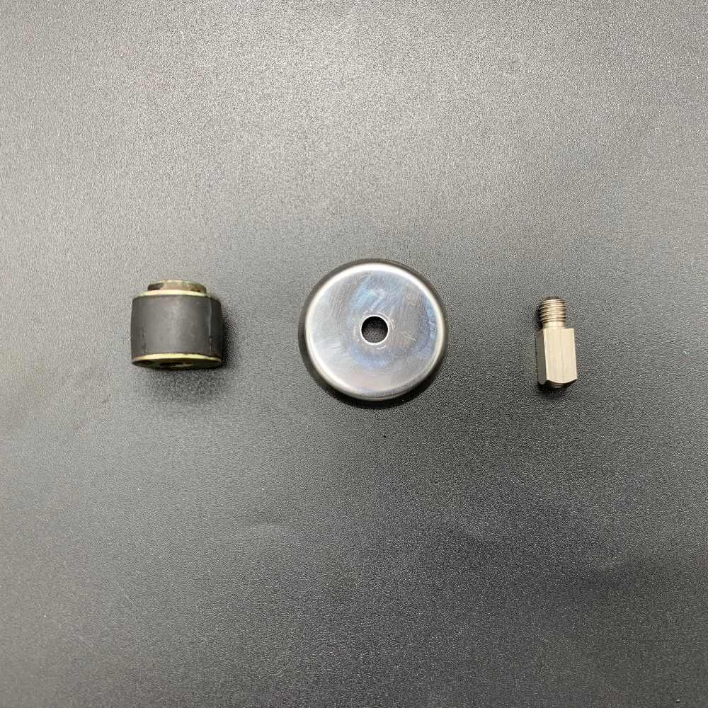 Juicer parte para Oster bledner acessórios peças de transmissão eixo quadrado porca disco