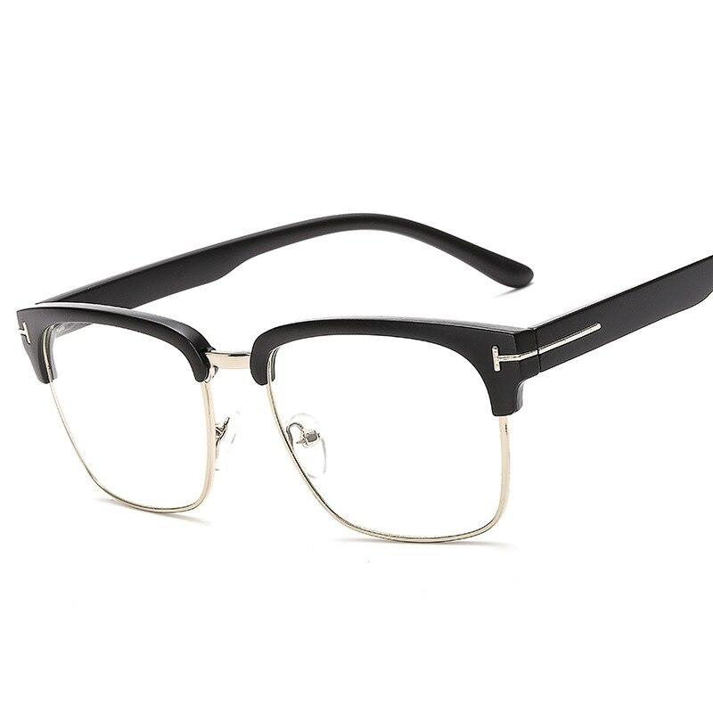 Designer Glasses Half Frame : 2017 Cheap glassesWomens Elegant Half frame cat eye ...