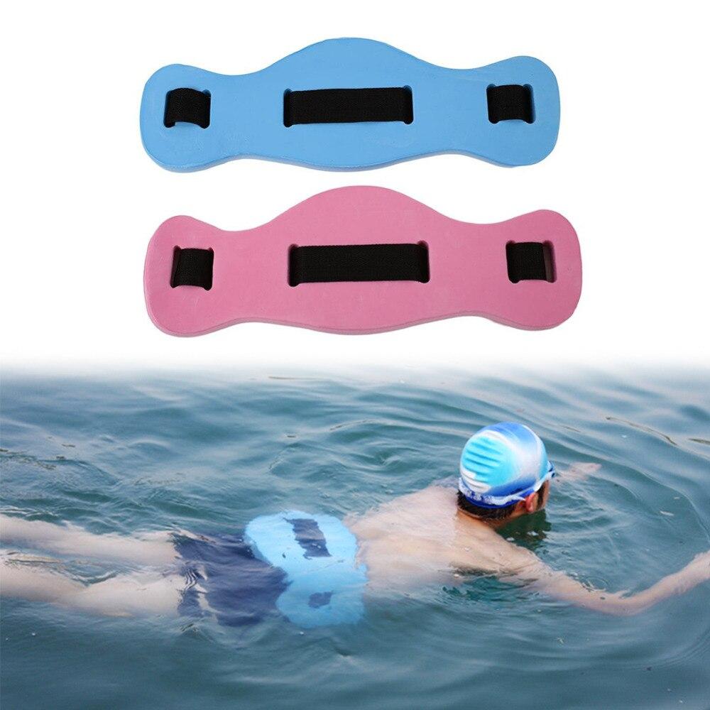 Nadar flotando cinturón aprender a nadar niños de seguridad de adulto nadar inclinada formación flotar EVA cinturón de cintura