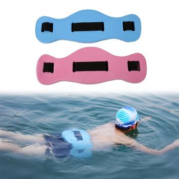 Pływać pływający pas nauczyć się pływać dzieci dorosły bezpieczeństwo pływanie pochylony trening Float pas EVA pas tanie i dobre opinie MayRecords A0703