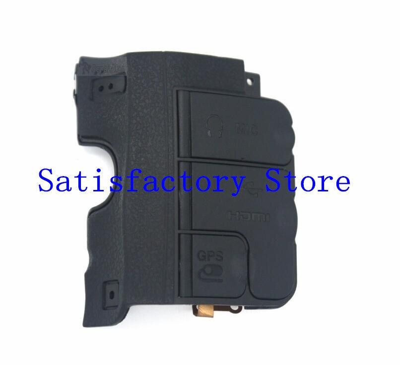 95% جديد يو اس بي أصلي غطاء قذيفة مع هيئة التصنيع العسكري HDMI لتحديد المواقع المطاط لنيكون D600 D610 كاميرا استبدال وحدة إصلاح جزء
