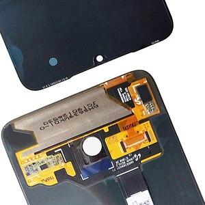 Image 3 - Witrigs AMOLED dla Xiao mi mi 9 wyświetlacz LCD ekran dotykowy Digitizer zgromadzenie mi 9 9SE SE wymiana