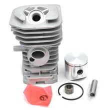 40mm Cylinder Piston Ring Needle Bearing Kit For HUSQVARNA 41 141 142 Chainsaw