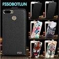 FSSOBOTLUN For Prestigio Muze G5 LTE Case Luxury Cool Printed Cartoon 100% Special Flip PU Leather Phone Bag cover Cases
