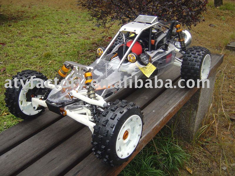gas powered rc car,baja 5b ( CE approved)