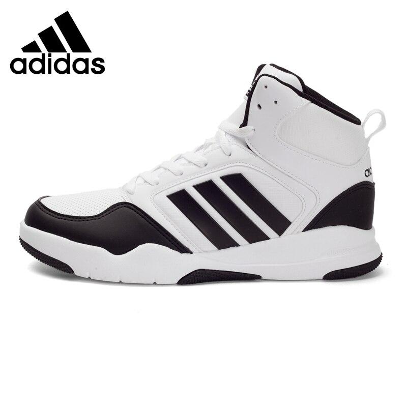 Original New Arrival 2017 Adidas NEO Label Cloudfoam Rewind Mid Men's  Skateboarding Shoes Sneakers