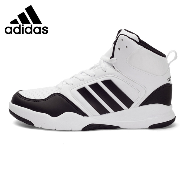 Original New Arrival 2017 Adidas NEO Label Cloudfoam Rewind Mid Men s  Skateboarding Shoes Sneakers 4b1f799ac477