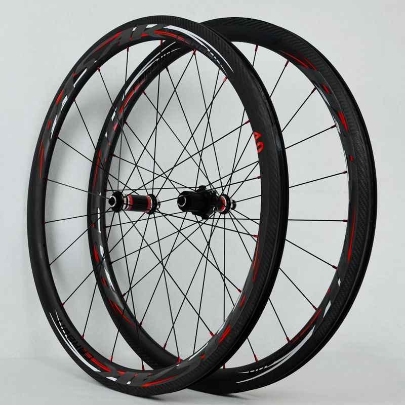 Carbon Fiber Wheels >> Detail Feedback Questions About 700c Carbon Fiber Wheels Road Bike