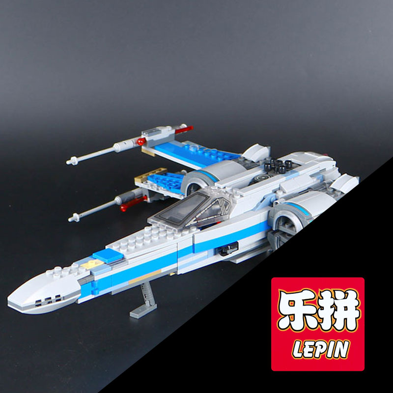 740PCS NEW LEPIN 05029 Star X Wars wing fighter KIDS Building blocks assembled DIY Educational TOY for Children Compatible 75149 building blocks stick diy lepin toy plastic intelligence magic sticks toy creativity educational learningtoys for children gift