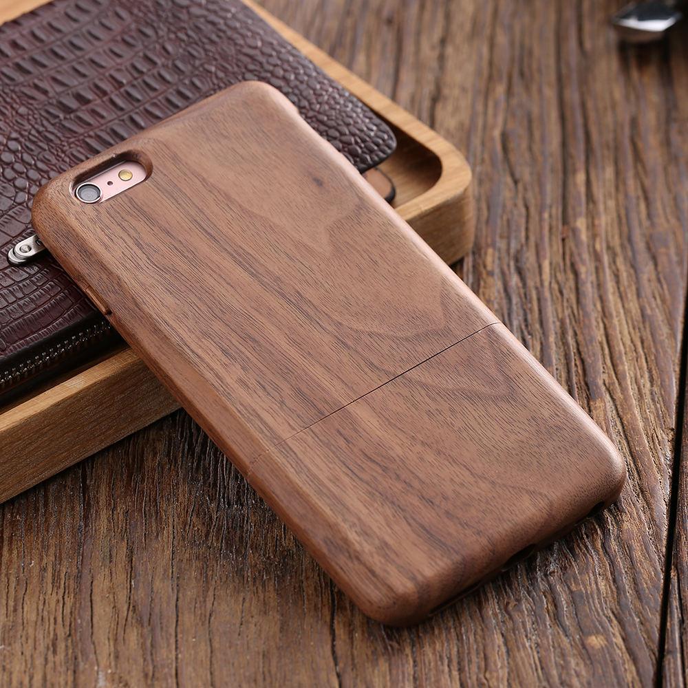 wood iphone 7 plus case