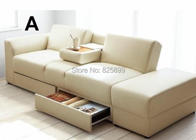 sofa wall bed/l shape sofa cum bed/multi purpose sofa bed