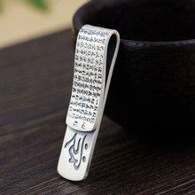 FNJ 925 Buddha Prata Pingente de Moda de Nova Carteira 100% Puro S990 Original Tailandês Pingentes De Prata para Mulheres Homens Jóias Fazendo