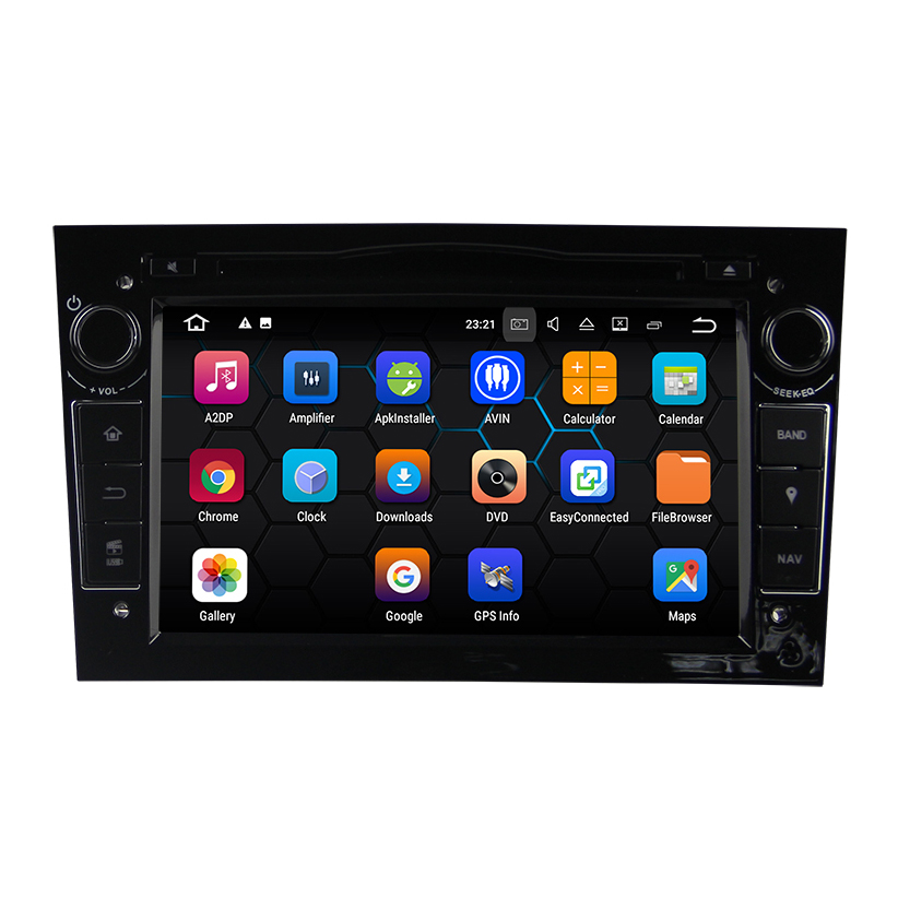 Android 7.1.2 System Car DVD Player for OPEL VAUXHALL HOLDEN Antara with GPS Navigation Car Multimedia Player