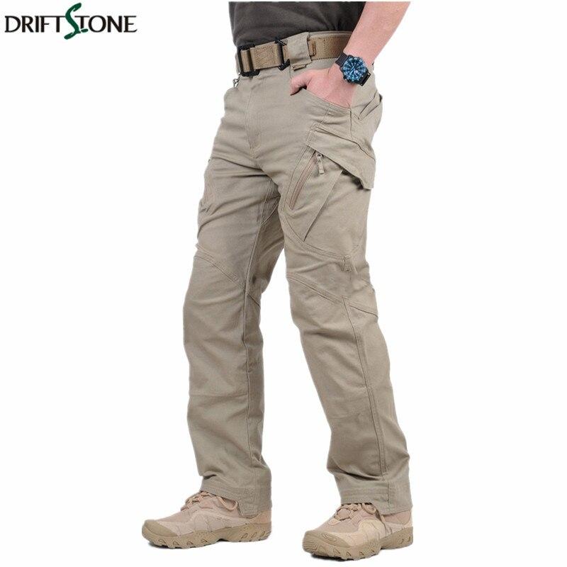 Guerrier urbain porter des pantalons tactiques swat pantalons IX9 PANTALONS masculins occasionnels pantalon Livraison Gratuite