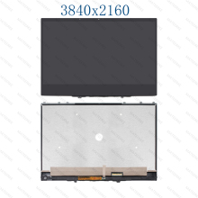 цена на LCD Display Matrix Touch Screen Digitizer Assembly For Lenovo Yoga 730-13IKB 81CT0008US 81CT000BFR 81CT000DFR 81CT0023GE