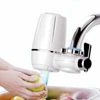 Purificador de agua del grifo de cocina limpia grifo de cerámica lavable Filtro de agua Filtro de eliminación de bacterias oxidadas Filtro de reemplazo