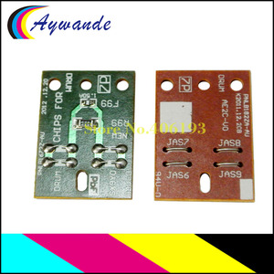 Image 1 - KX FAT407 KX FAT408 KX FAT410 kx fat410a טונר שבב עבור Panasonic KX MB1500 KX MB1508 KX MB1520 KX MB1528 KX MB1510 איפוס