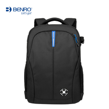 Berno 450N Professional Camera Bag Men Women Nylon Hard Backpack Big Bag For Canon Nikon SLR Camera Bag