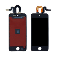 LCD Display Screen Digitizer Touch Panel Glass Sensor Assembly For iPod Touch 5 5th iPod 5 LCD Display
