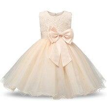 Baby Girls Vestido Infantil Robe Dress