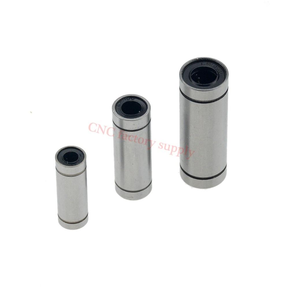 Hot sale 200pcs/lot LM12UU linear bearing 12mm Linear Ball Bearing CNC part Linear Bearings for 12mm linear shaft cnc parts