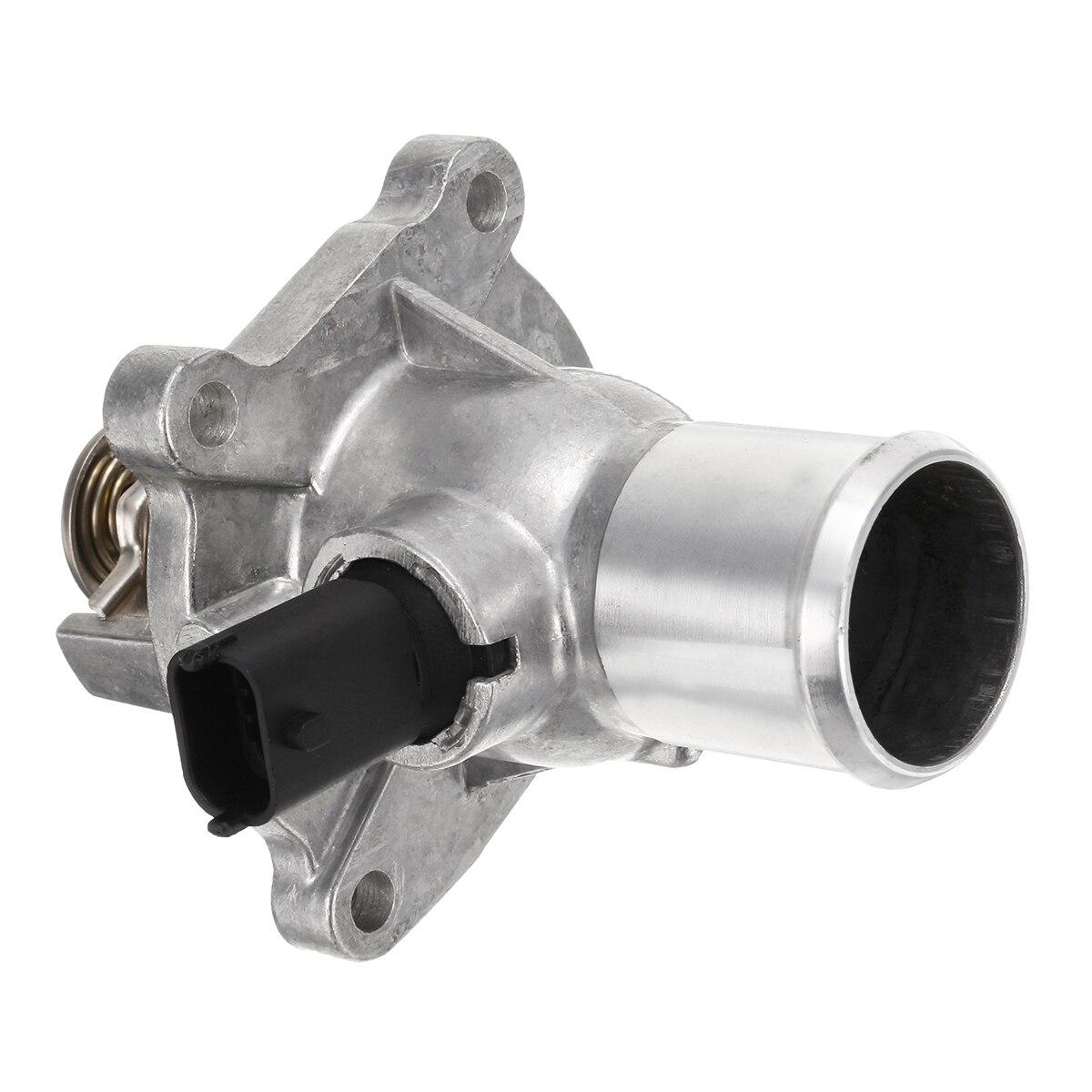 Auto termostato con la vivienda para Alfa para Fiat/Opel/Vauxhall para Pontiac Croma Astra H Insignia Meriva 24405922 55577072, 96984104