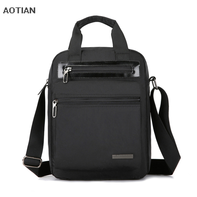 b6c2bbfc74 2018 New Fashion Men s Travel Handbags High Quality Man Messenger Bag  Waterproof nylon Male Crossbody Business bag Shoulder Bags