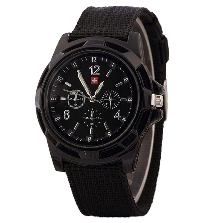 Hot Selling Fashion Solider Men Military Watch Popular Army Sport - Pánské hodinky