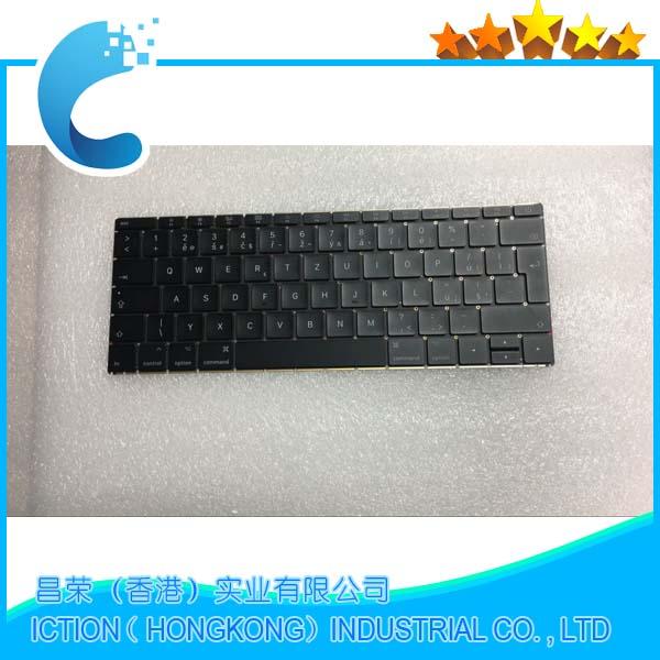 купить Early 2016 2017 NEW A1534 Keyboard Czech for MacBook Retina 12