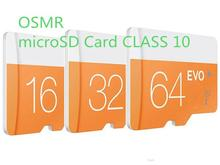 Карта памяти microsd класс 10 evo 16 ГБ 32 64