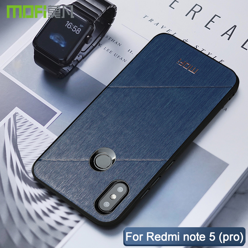 """xiaomi redmi note 5 case global version 5.99"""" full protector buiness style pj redmi note5 pro cover xiaomi redmi note 5 pro case"""