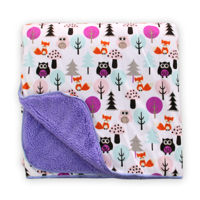 Discount! Baby blankets thicken fleece infant swaddle bebe envelope stroller wrap for newborn