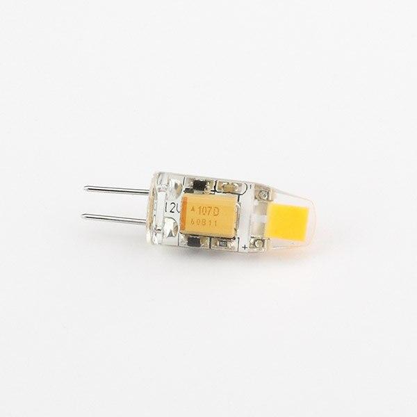 COB LED SMD G4 LED LIGHT BULB 3W 12VDC/12VAC/24VDC MARINE RV BOAT BULBCAPSULE SILICON G4 IP PROTECTION 1pcs/lot цена 2017
