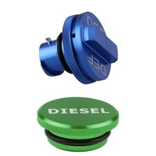 2 Colors Fuel Cap Applicable To Dodge Ram Diesel Cover Motor Oil Tank For Refit Accessories