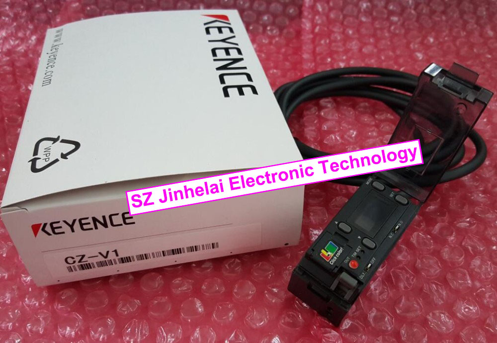 все цены на CZ-V1  KEYENCE   Optical fiber sensor   Colour Sensor онлайн