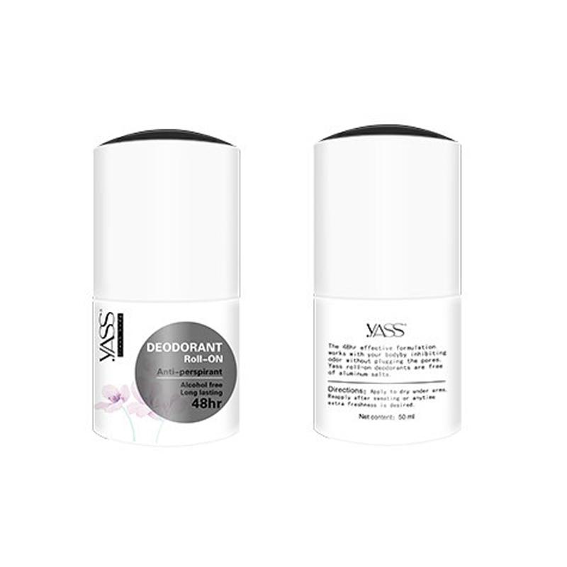 Body Antiperspirants Underarm Deodorant Bottle Anti-Sweat For Man Women MH88