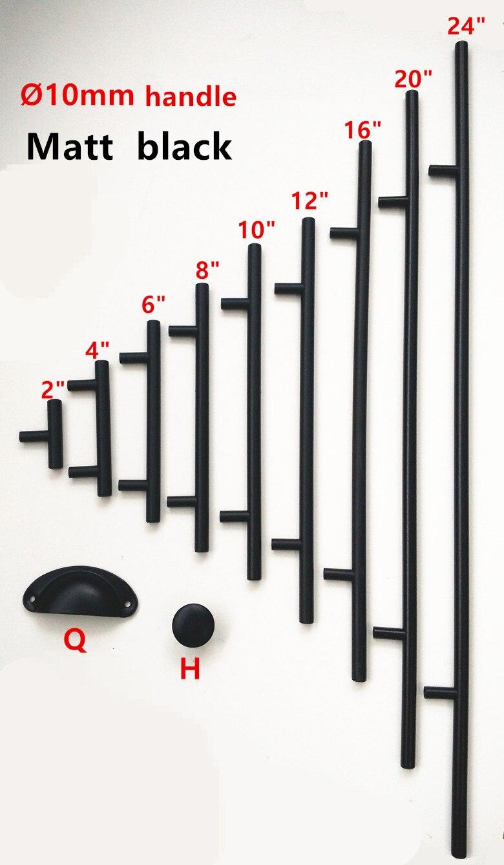 diametro-10mm-preto-fosco-porta-do-armario-de-cozinha-em-aco-inoxidavel-t-bar-handle-pull-knob-2-~-24''