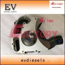 Для ремонта двигателя экскаватора гусеницы 1106 1106C 1106c-e66t водяной насос u5mw004