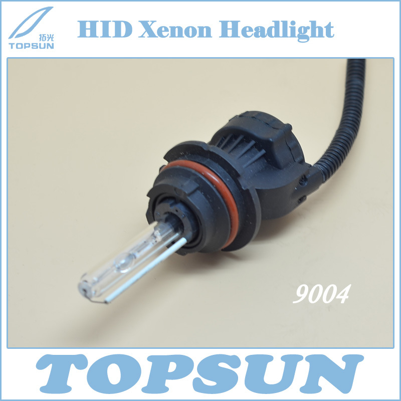 Car Light 35w 12V HID Bixenon Replacement Bulb Model 9004 9007 hi/low beam Lamp and Bi-xenon H/L Controller Relay Cable Wiring