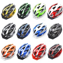 Hot Selling Unisex Professional MTB Road Bike Cycling Safety Bicycle Helmet EPS+PC Ultralight Adults 12 Colors Bicycle Helmet