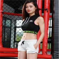 In The Summer Of 2017 And Sexy Midriff Fast Dry Water Sports Hooded Vest Elastic Extremely