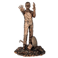The Father Of Hero Stan Lee Imitation Cuprum Resin Full Length Portrait Statue Action Figure Collection Decoration G2621
